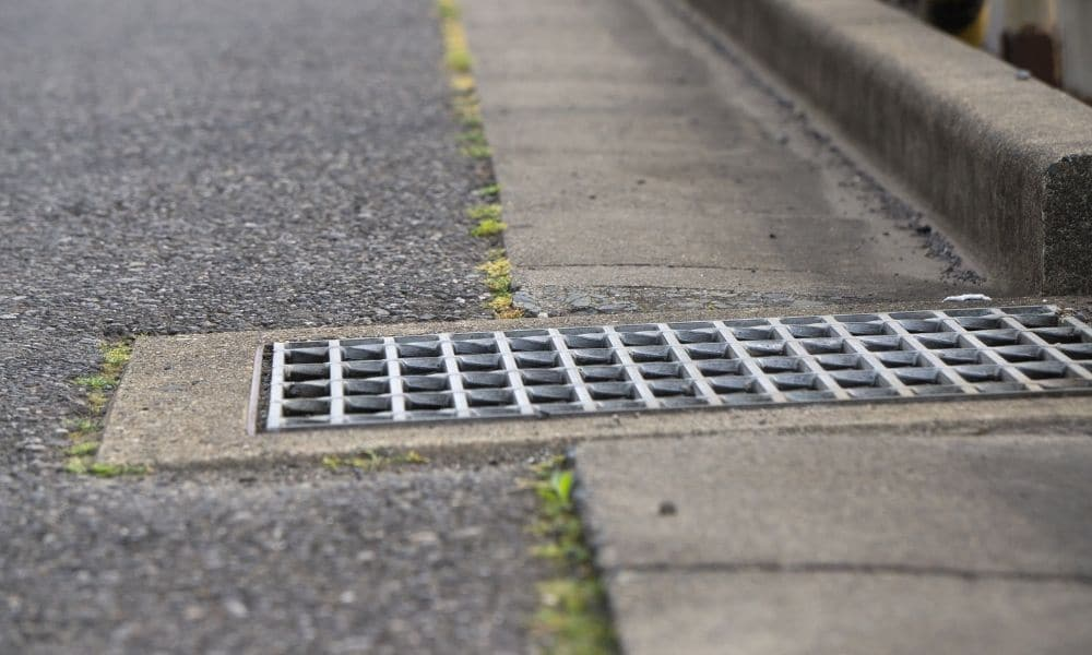 How Trench Drains Keep Roads Safe